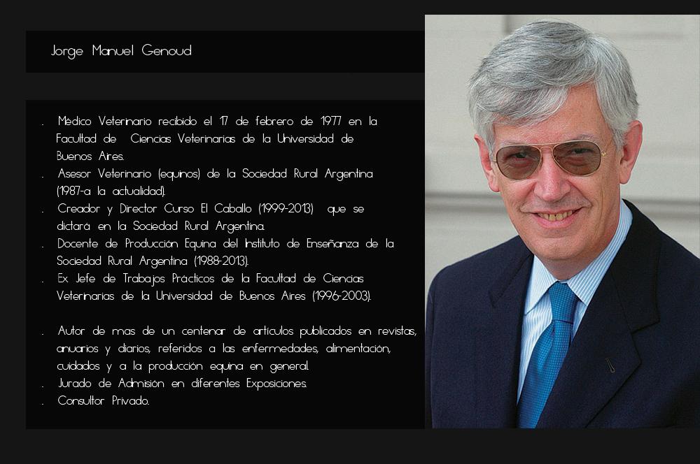 Jorge Manuel Genoud